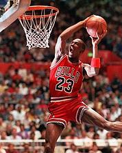 Slam Dunk, Michael Jordan