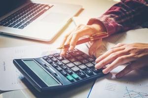 Calculate payroll taxes