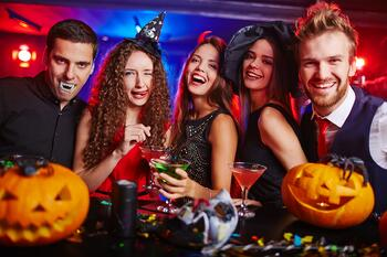 Make Sure Your Halloween Party Doesn't Turn Into a Scary Nightmare!