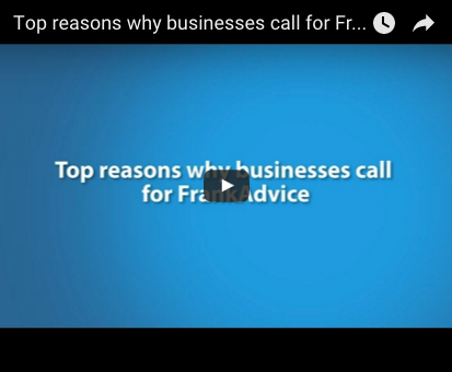 Why businesses call FrankAdvice
