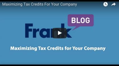 Maximizing Tax Credits