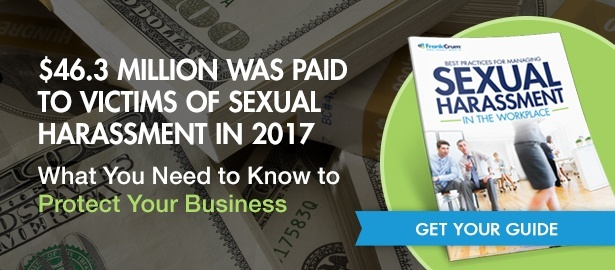 $46.3 Million was Paid to Victims of Sexual Harassment in 2017