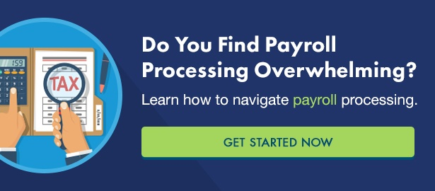 5 Steps for Payroll Processing