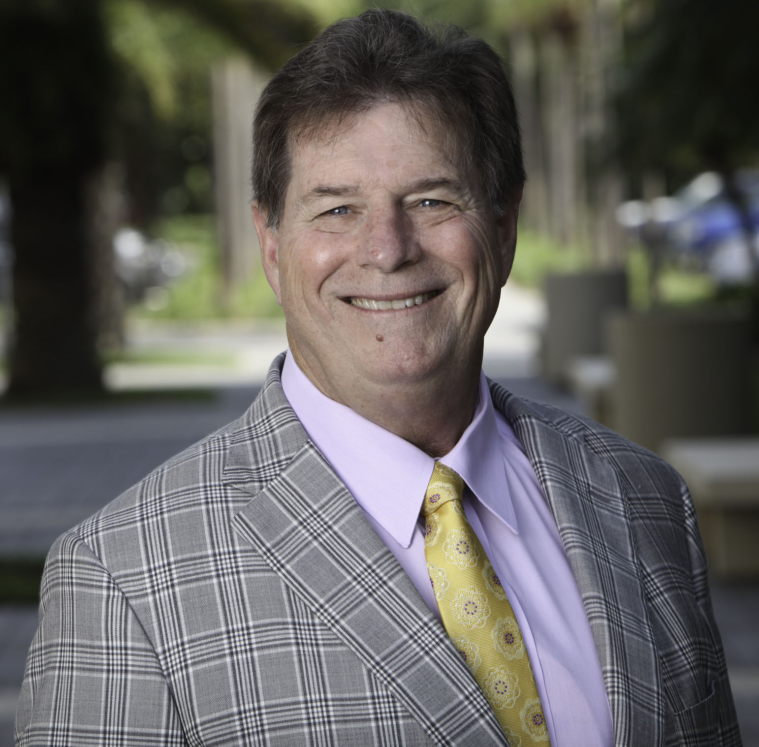 Frank W. Crum, Jr., President and CEO
