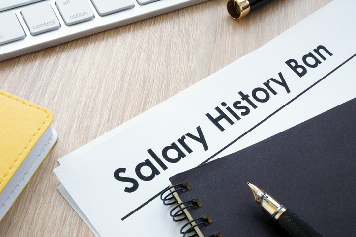 what employers should know about pay equity and salary history bans